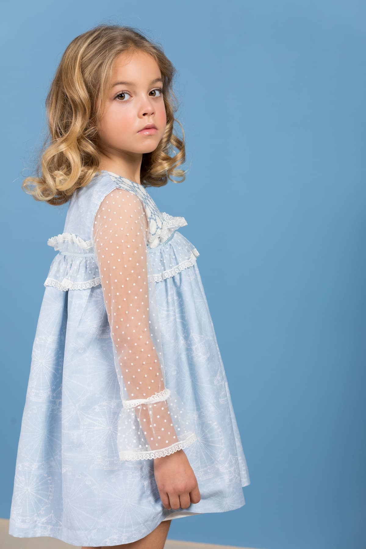 Marta & Paula: Design of Children's Fashion Clothes with Identity from the South